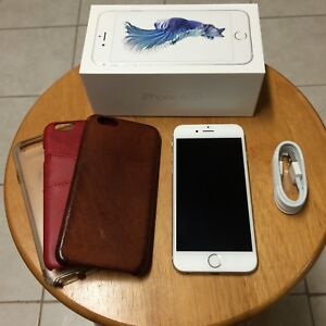 iPhone 6s 64GB Silver