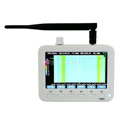 10-2700mhz Xt-127 Spectrum Analyzer Signal Frequency Meter Measuring Instrument