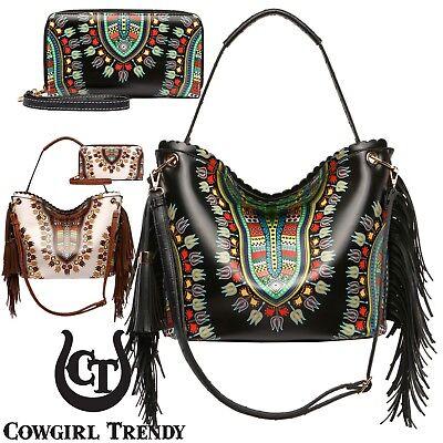 Black Bright Leather Handbag - Bright African Black Dashiki Ostrich Fringe Handbag Women Shoulder Bag / Wallet