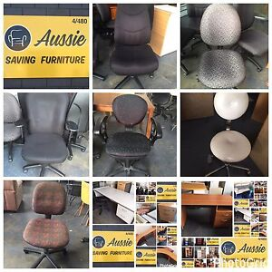 OFFICE CHAIRS, SMALL & LARGE NOW AT AUSSIE SAVING FURNITURE!! Osborne Park Stirling Area Preview