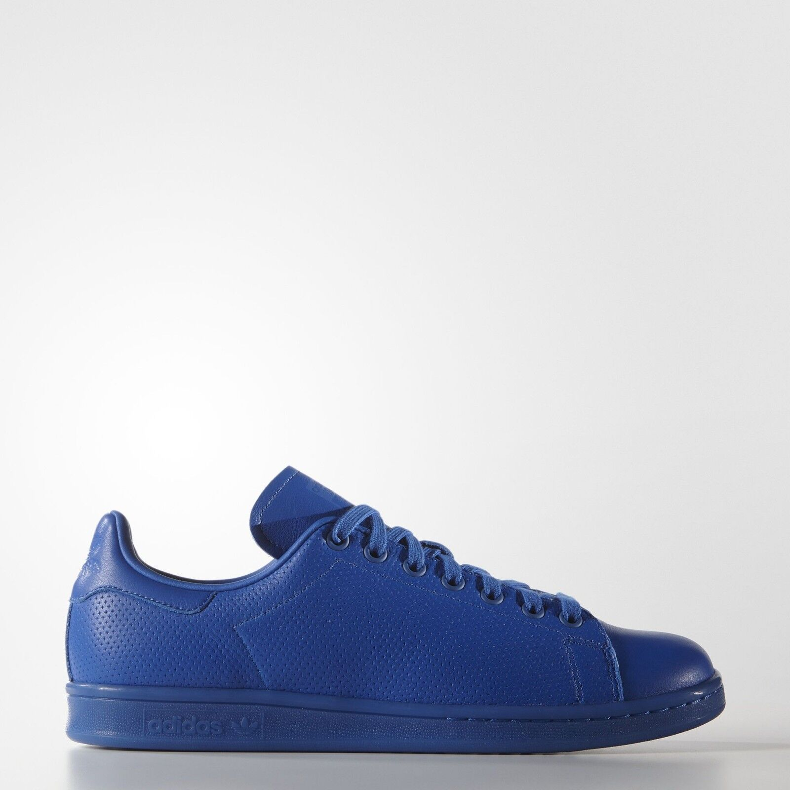 8a1b49ca3 ... promo code for adidas originals mens stan smith perforated leather blue  athletic sneakers adidas tubular runner