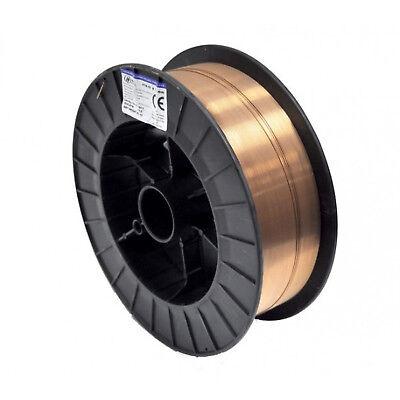 SG2 Schweißdraht Schutzgasschweißdraht 0,6 mm 5kg Stahldraht Schutzgas MIG MAG