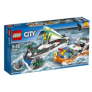 LEGO® City: 60168 Küstenwache Segelboot in Not  NEU & OVP