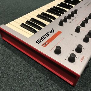Alesis Ion synthesizer.