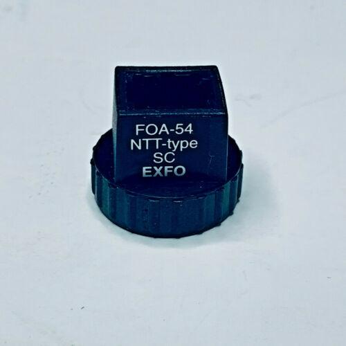 EXFO FOA-54 SC Adapter - Fiber Optic Connector