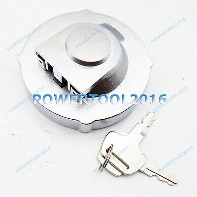 Fuel Tank Cap W Keys 072991018 For Ihi J Jx Excavator