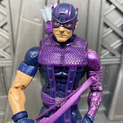 "Marvel Legends Hasbro Odin Allfather BAF Avengers Hawkeye 6"" Inch Action Figure"