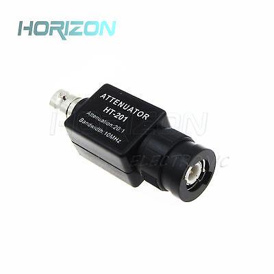Hantek HT201 Signal Passive Attenuator 10MHZ Bandwidth Oscilloscope Black US