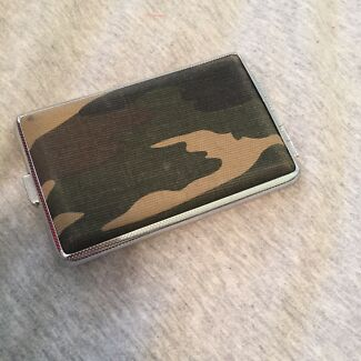 Vintage smoke case