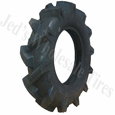 4.00x10 400x10 4.00-10 400-10 Tiller Equipment R-1 Lug Compact Tractor Tire 4ply