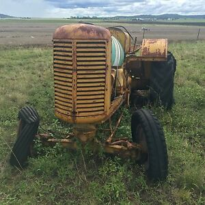 Vintage tractors for sale or swap Cambooya Toowoomba Surrounds Preview