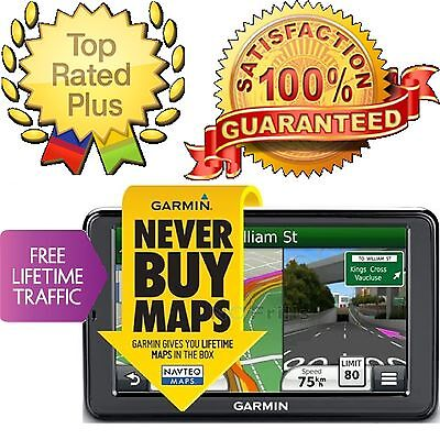 Garmin Nuvi 2595LMT GPS Voice Activated Mexico & North America Lifetime Maps on Rummage