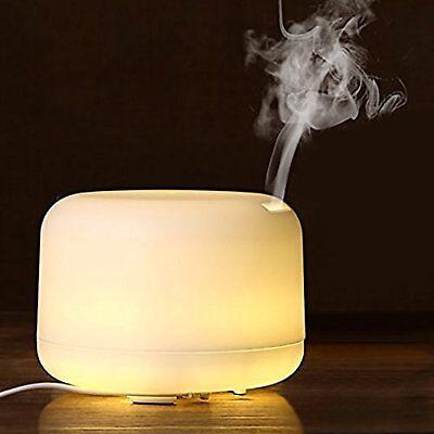 Aroma diffuser ultrasonic humidifier warm light sky-fired F/S w/Tracking# Japan