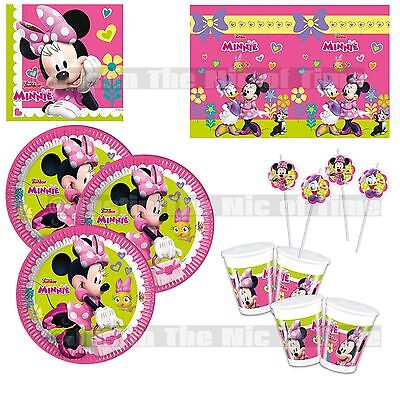 INK Birthday Party Tableware Plates Cups Napkins Tablecover  (Pink Party Cups)