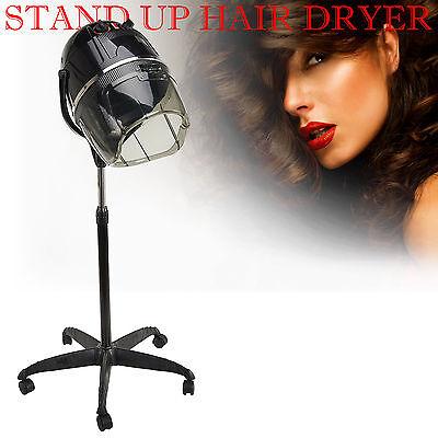 Secador de pelo permanente con capó de salón profesional con temporizador de calentamiento