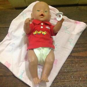 Baby Born doll Eltham Nillumbik Area Preview