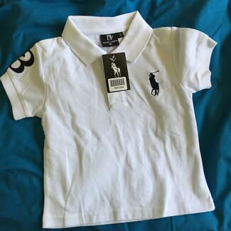 Size 3 polo shirt new with tags Gilston Gold Coast West Preview
