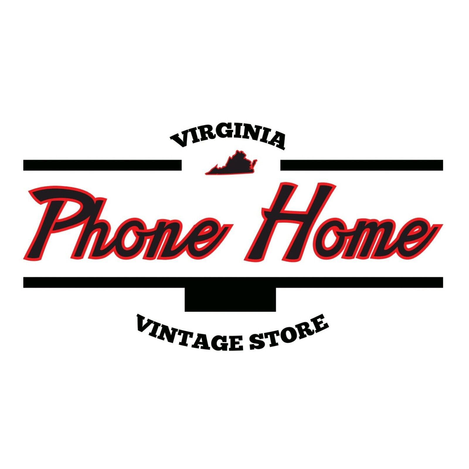 Phone Home Vintage Store
