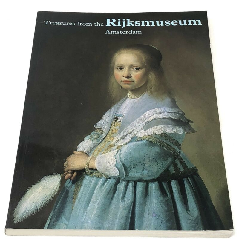 Treasures from the Rijksmuseum Amsterdam 1990 Emile Meijer Netherlands Dutch Art