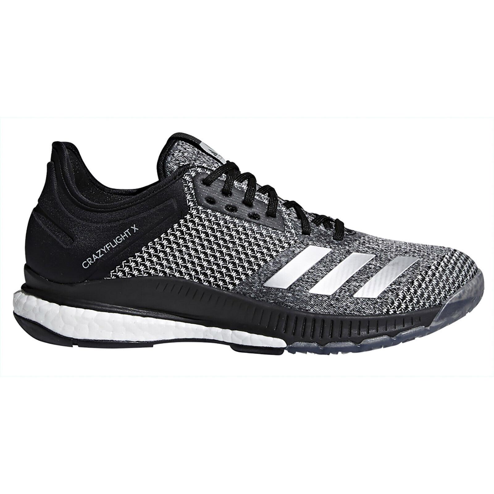 New Women's SZ 9.5 Adidas Crazyflight X 2 Volleyball Shoes B