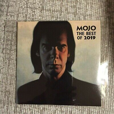 MOJO Magazine Best of 2019 CD NEW SEALED Nick Cave Van Etten Lee Scratch Perry
