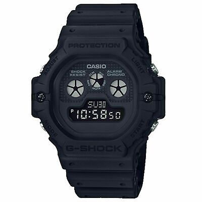 Casio G-Shock Water Resistant Black Multifunction Digital Sport Watch DW5900BB-1