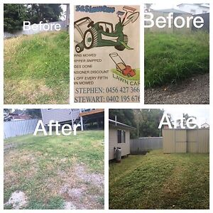 S&S lawn care Waratah West Newcastle Area Preview