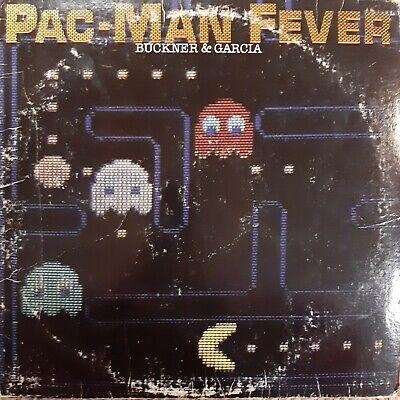 VINYL: BUCKNER & GARCIA; Pac-Man Fever
