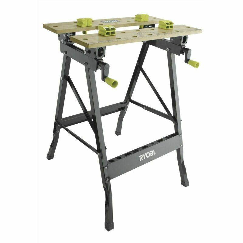 Ryobi Foldable Workbench With Adjustable Angle - Japan Brand