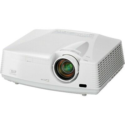 MITSUBISHI XD560U HOME CINEMA HDMI PROJECTOR 3500 LUMENS NEW LAMP 6000 HOUR