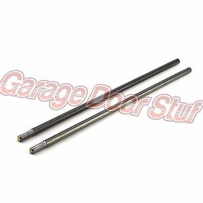 garage door spring winding tool bars pair