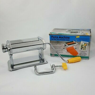 - American Art Clay Co. - Polymer Machine Pasta Crafts AMACO