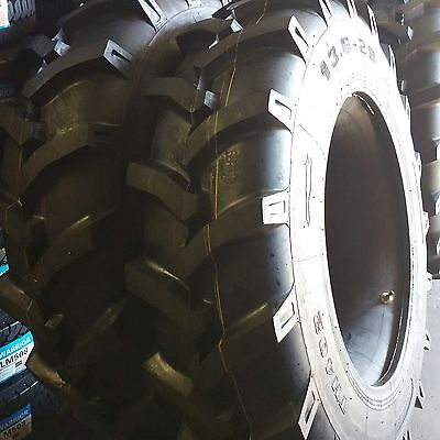 2-tirestubes 13.6x3813.6-38 10ply Tractor Tires Tubes 13638 Free Shipping