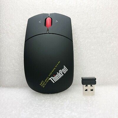 Original Thinkpad Wireless Mouse Lenovo Laptop MORFFHL Classic Laser 0A34329