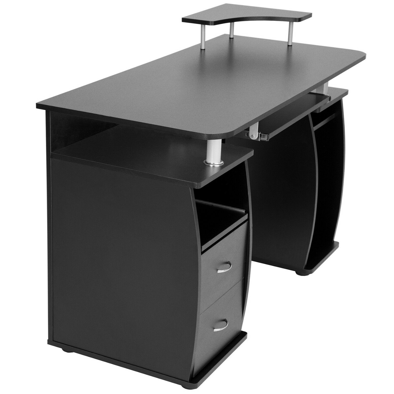 Bureau informatique table de l 39 ordinateur travail mobilier for Table bureau