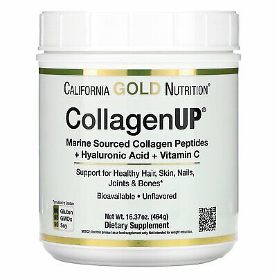 California Gold Nutrition, Collagen UP, Unflavored, 16.36 oz (464 g)