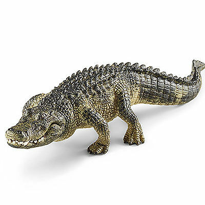 Schleich Americas Wild Life - ALLIGATOR 14727 - New with Tag