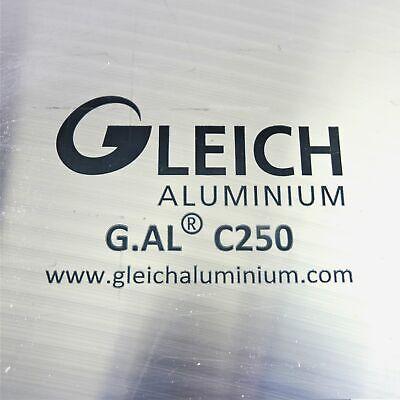 .3125 Thick 516precision Cast Aluminum Plate 5 X 8.5 Long Qty 4 Sku208506