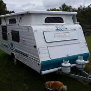 2003 jayco poptop caravan Triabunna Glamorgan Area Preview