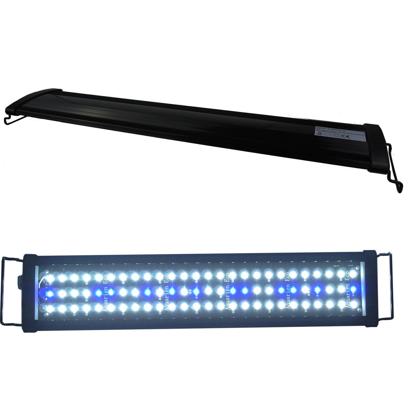 led beleuchtung aufsetzleuchte aquariumleuchte aquariumlampe 60 80 cm eur 29 99 picclick de. Black Bedroom Furniture Sets. Home Design Ideas