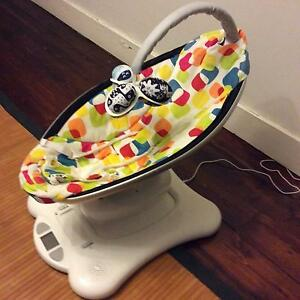 Mamaroo swing multi colour plush Maroubra Eastern Suburbs Preview