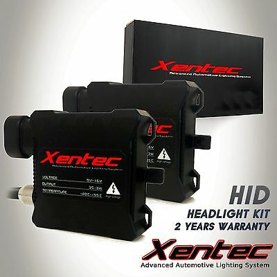 (One XENTEC 35W Xenon HID Lights Kit 's Replacement Ballast H1 H3 H4 H7 H10 H11)