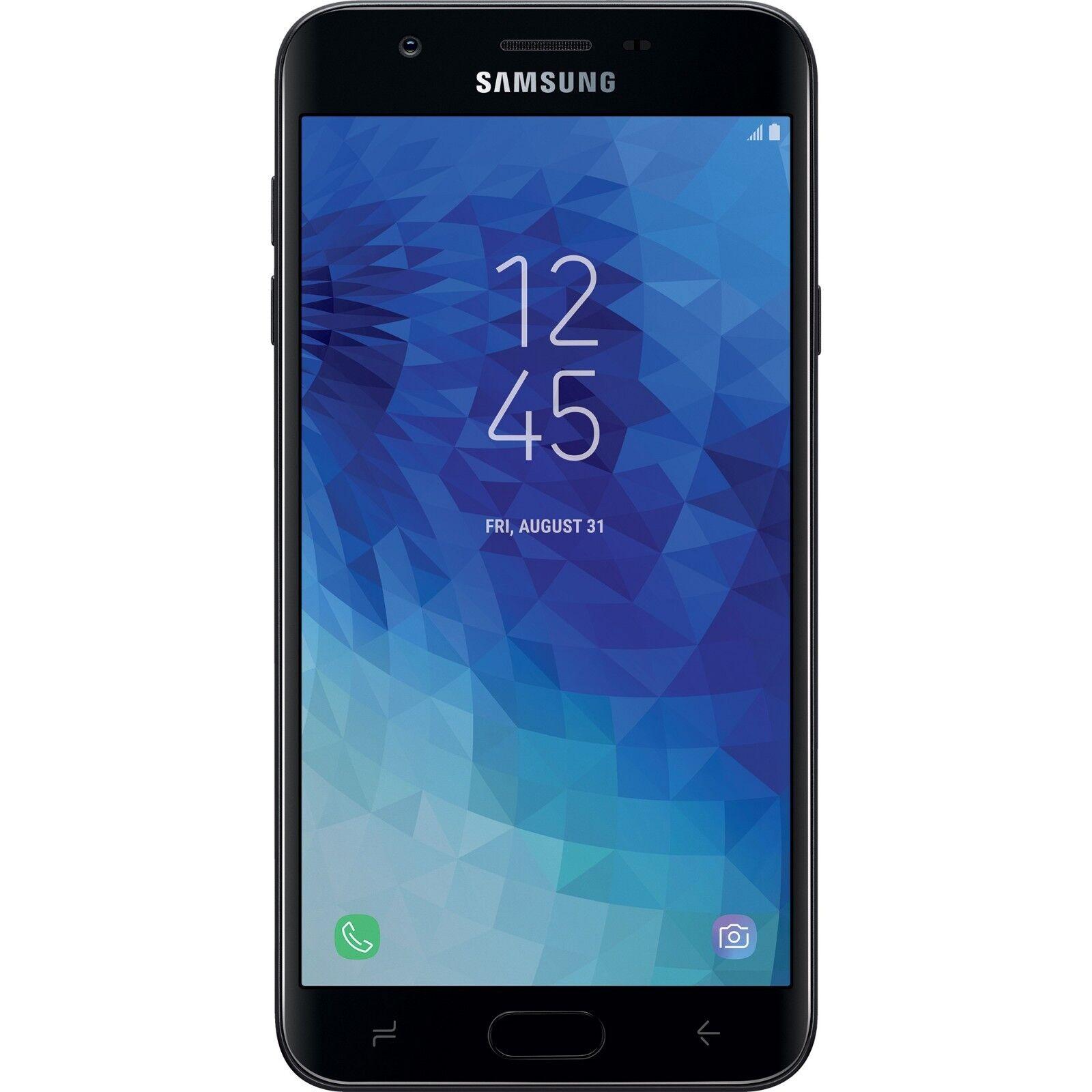 Total Wireless Samsung Galaxy J7 Crown 4G LTE Prepaid Smartp
