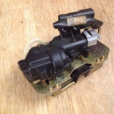 2004-2008 Chrysler Pacifica Liftgate Tailgate Lock Actuator (4 Pin Black Plug)
