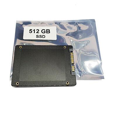 DELL Alienware M11x M17x R3, Festplatte 512GB SSD für