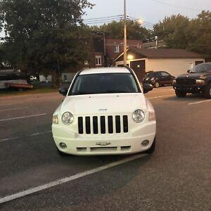 Jeep Compass 2009 très propre et bas millage!!!