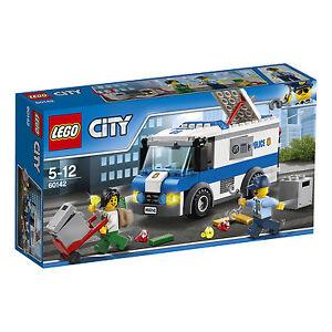 LEGO City Geldtransporter (60142)  NEU OVP