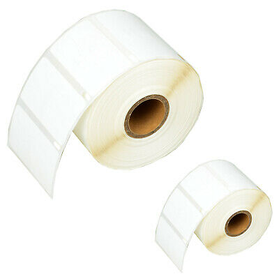 2roll Synthetic Jewelry Price Labels 38 X 34 For Dymo 30299 Lw Se450 4xl Bc