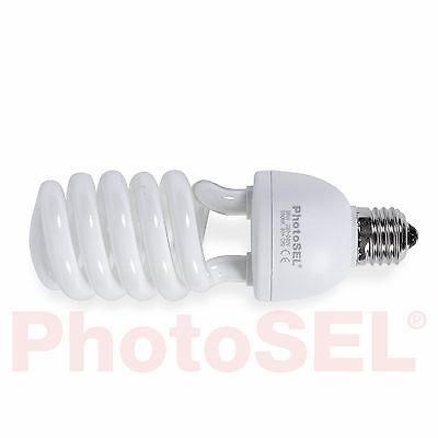 PhotoSEL BBEH2 26W 1300lm 5500K 90+ CRI Studio Fluorescent Lighting Light Bulb
