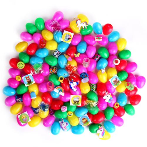 Giraffe - Toy Filled Easter Eggs